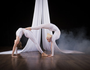 aerial arts contortion acrobatics