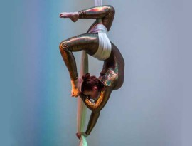 kt aerial yoga instructor bittersweet studios