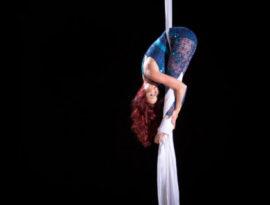 Christa Carey Aerial Silks