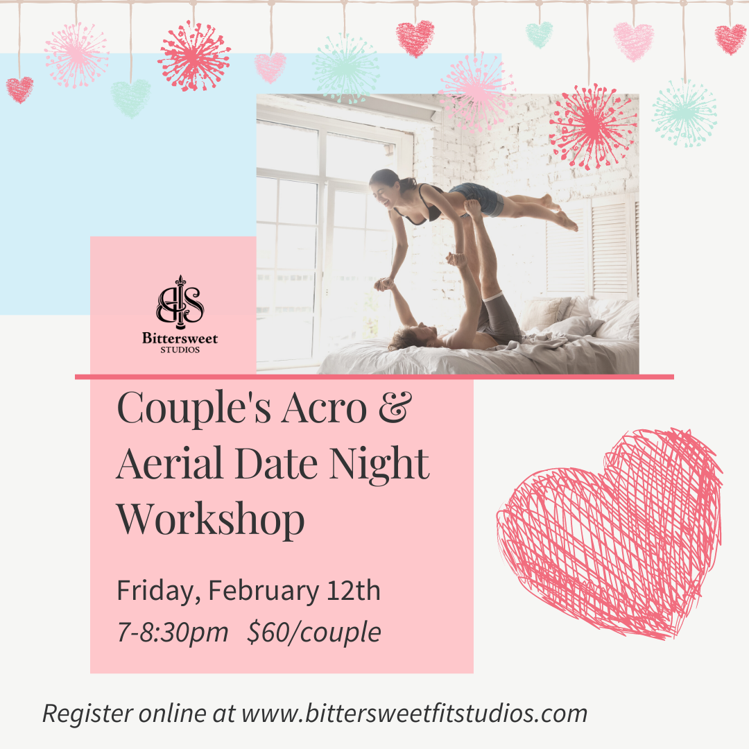 Couple's Acro & Aerial Date Night Workshop (2)